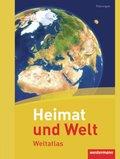 Heimat und Welt, Weltatlas (2011): Ausgabe Thüringen, m. Arbeitsheft