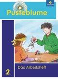 Pusteblume. Das Sachbuch, Ausgabe 2011 für Niedersachsen: 2. Schuljahr, Das Arbeitsheft