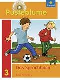 Pusteblume, Das Sprachbuch, Ausgabe 2010 Baden-Württemberg: 3. Schuljahr, Das Sprachbuch