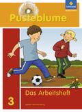 Pusteblume, Das Sprachbuch, Ausgabe 2010 Baden-Württemberg: 3. Schuljahr, Das Arbeitsheft