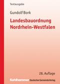 Landesbauordnung für Nordrhein-Westfalen (BauO NRW)