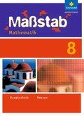 Maßstab, Mathematik Hauptschule, Ausgabe Hessen (2010): 8. Schuljahr, Schülerband