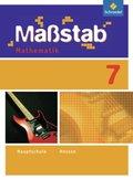 Maßstab, Mathematik Hauptschule, Ausgabe Hessen (2010): 7. Schuljahr, Schülerband