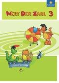 Welt der Zahl, Ausgabe 2010 Hessen, Rheinland-Pfalz und Saarland: 3. Schuljahr, Schülerband