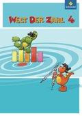 Welt der Zahl, Ausgabe 2009 Nordrhein-Westfalen: 4. Schuljahr, Schülerband