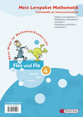 Flex und Flo, Ausgabe 2007: Mein Lernpaket Mathematik, 4 Hefte (Verbrauchsmaterial); Bd.4