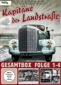 Kapitäne der Landstraße - Gesamtbox, 4 DVDs - Folge.1-4