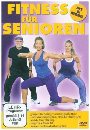 Fitness für Senioren, 1 DVD