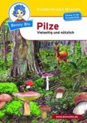 Benny Blu: Pilze; Bd.184