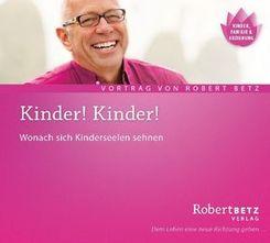 Kinder! Kinder!, Audio-CD