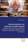 Dokumentation von Software im Wiki System (eBook, 15x22x0,4)
