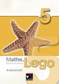 Mathe.Logo, Ausgabe Bayern: 5. Schuljahr, Arbeitsheft