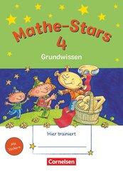 Mathe-Stars - Grundwissen - 4. Schuljahr