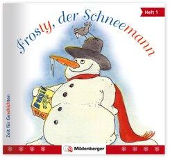 Frosty, der Schneemann (5 Expl.)