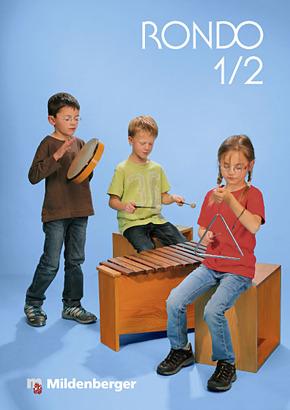 Rondo, Musiklehrgang für die Grundschule, Neubearbeitung: 1./2. Schuljahr, Schülerbuch