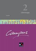 Campus, Ausgabe B: Lehrermappe Basis, m. CD-ROM; Bd.2