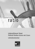 Lebens(t)raum Staat, Lehrerkommentar m. CD-ROM