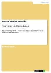 Tourismus und Terrorismus
