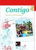 Contigo, Ausgabe B in 3 Bänden: Schülerband; 2