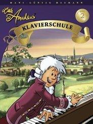 Little Amadeus Klavierschule - Bd.2