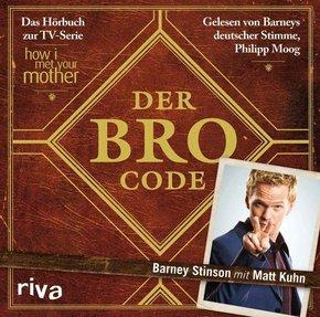 Der Bro Code, 1 Audio-CD