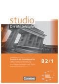 studio d, Die Mittelstufe: Unterrichtsvorbereitung mit Kopiervorlagen und Tests; Bd.1