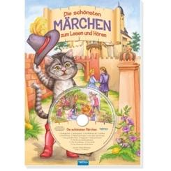 Die schönsten Märchen zum Lesen und Hören, m. Audio-CD