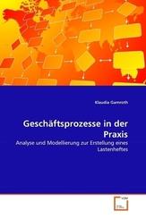 Geschäftsprozesse in der Praxis (eBook, 15x22x0,7)