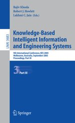 Knowledge-Based Intelligent Information and Engineering Systems, 2 Bde. - Pt.3