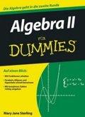Algebra II für Dummies