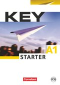 Key: Starter, Kursbuch mit Audio-CD; Niveau.A1