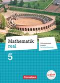 Mathematik Real, Differenzierende Ausgabe Nordrhein-Westfalen (2011): 5. Schuljahr, Schülerbuch