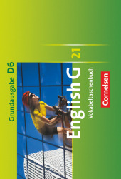 English G 21, Ausgabe D: Band 6: 10. Schuljahr - Vokabeltaschenbuch; Bd.6