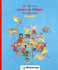 ABC der Tiere: 1. Schuljahr, Die Silbenfibel Kompakt