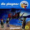 Die Playmos - Gespenstig gruselige Geisterpiraten, 1 Audio-CD