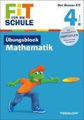 Übungsblock Mathematik, 4. Klasse