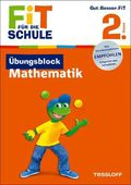 Übungsblock Mathematik, 2. Klasse