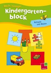 Mein lustiger Kindergartenbl..