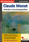 Claude Monet ... Anmalen und weitergestalten