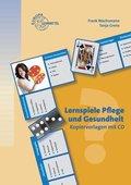 Lernspiele Pflege und Gesundheit, Kopiervorlagen m. CD-ROM