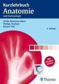 Kurzlehrbuch Anatomie und Embryologie