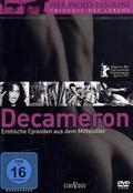 Decameron - Erotische Episoden aus dem Mittelalter, 1 DVD