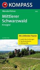 KOMPASS Wanderführer Mittlerer Schwarzwald, Kinzigtal