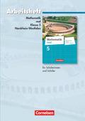 Mathematik Real, Differenzierende Ausgabe Nordrhein-Westfalen (2011): 5. Schuljahr, Arbeitsheft