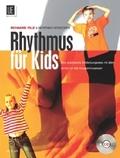 Rhythmus für Kids, m. Audio-CD - Bd.1