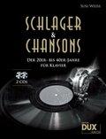 Schlager & Chansons der 20er- bis 40er-Jahre, für Klavier, m. 2 Audio-CDs