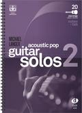 Acoustic Pop Guitar Solos, m. Audio-CD - Bd.2