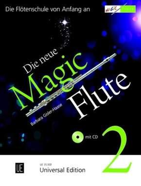 Die neue Magic Flute, m. Audio-CD - Bd.2