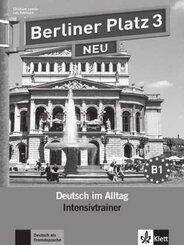 Berliner Platz NEU: Intensivtrainer; 3