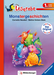 Monstergeschichten; .